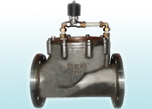 超压保护紧急切断电磁阀